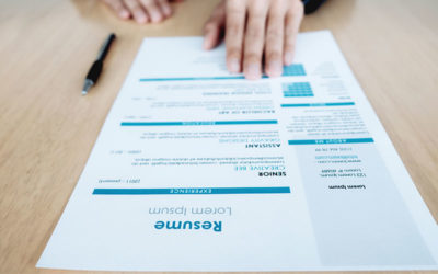 5 Mistakes To Avoid In Writing Resume